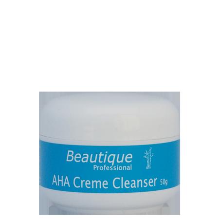 aha creme cleanser 50g beautiful skin limited. Black Bedroom Furniture Sets. Home Design Ideas